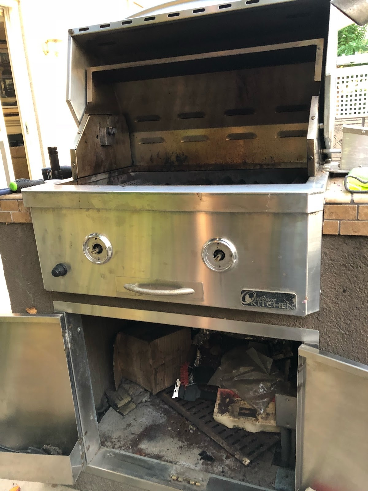BBQ repair - Blog